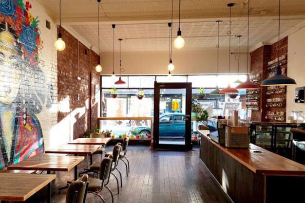 Electricidad en restaurantes y cafeterías